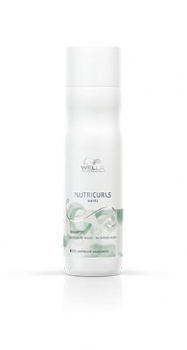 Wella Nutricurls Shampoo Waves 250ml