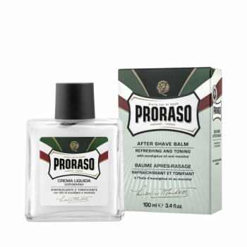PRORASO green After Shave Balm